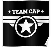 Team Cap Poster