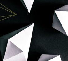Origami #2 Sticker