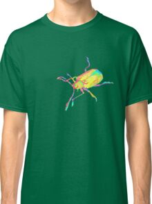 Dogbane leaf beetle - PSYCHEDELIC Classic T-Shirt