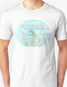 Worth More Than Many Sparrows T-Shirt