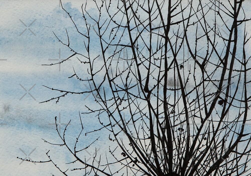 Spring by Aleksandra Kabakova