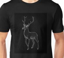 Nightmage Stag Unisex T-Shirt
