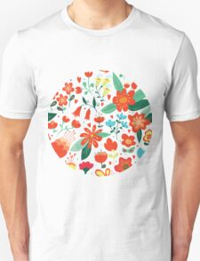 Cute flowers for Valentines Day T-Shirt