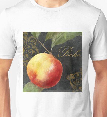 Melange (Peach) Peche Unisex T-Shirt