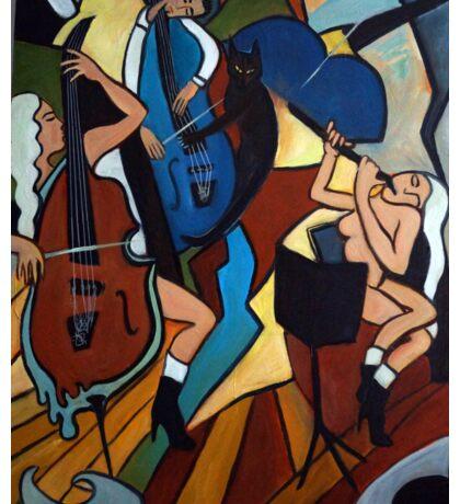 Jazz Trio Sticker