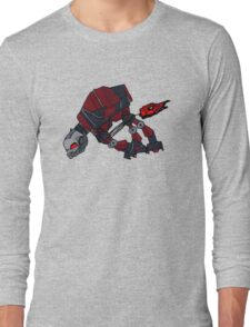 """""""Like when they were on the snow planet"""" (No Text) Long Sleeve T-Shirt"""