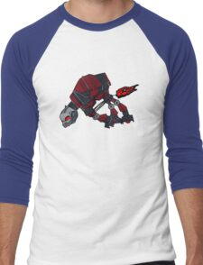 """""""Like when they were on the snow planet"""" (No Text) Men's Baseball ¾ T-Shirt"""