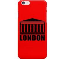 LONDON-ROYAL EXCHANGE iPhone Case/Skin