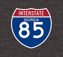 Atlanta Interstate 85 Sign Unisex T-Shirt