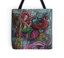 WARRIOR QUEEN OF THE SEA Tote Bag