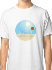 Twin Suns Classic T-Shirt