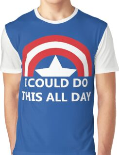 All Day Graphic T-Shirt