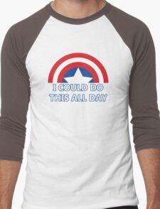 All Day Men's Baseball ¾ T-Shirt