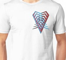 The Combined Heart  Unisex T-Shirt