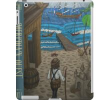 The Meridian Quest Part I:  the Mysteries of the Voynich Manuscript iPad Case/Skin