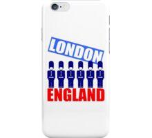 LONDON, ENGLAND iPhone Case/Skin