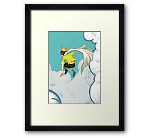 Inner Child Framed Print