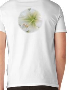 Amaryllis Moon Light Mens V-Neck T-Shirt