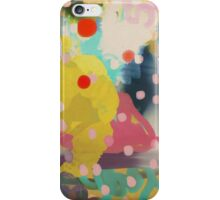 Abstract Art Chaos Contemporary Modern Art iPhone Case/Skin