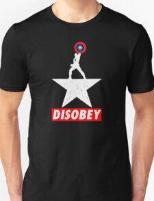Captain USA Disobey Unisex T-Shirt