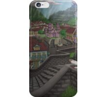 The Meridian Quest: Part III, the Sorceress of the South iPhone Case/Skin