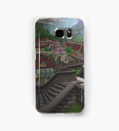 The Meridian Quest: Part III, the Sorceress of the South Samsung Galaxy Case/Skin