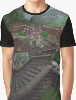 The Meridian Quest: Part III, the Sorceress of the South Graphic T-Shirt