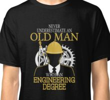 Old Man An Withan Engineering Classic T-Shirt