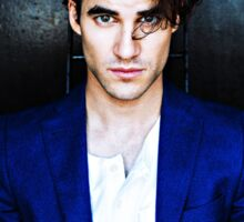 Darren Criss - Broadway Style Guide photoshoot Sticker
