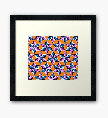 Samba Framed Print