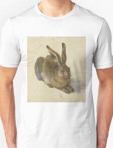 Albrecht Durer  - Hare 1502  Portrait Fashion T-Shirt
