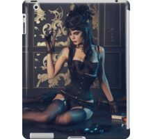Black Widows iPad Case/Skin
