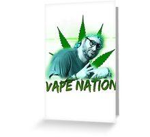 Vape Nation h3h3 Greeting Card