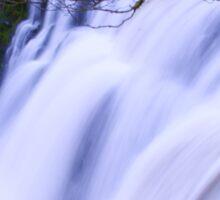 Waterfall, Ystrad Fellte Sticker