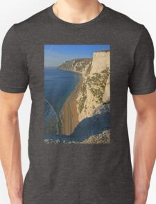 White Nothe from Bat's Head Unisex T-Shirt