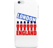 LONDON, ENGLAND-2 iPhone Case/Skin