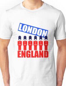 LONDON, ENGLAND-2 Unisex T-Shirt