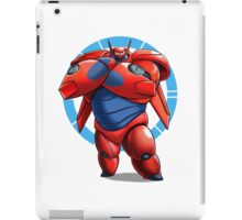 Baymax Big Hero iPad Case/Skin