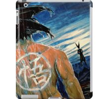 Fighting Goku iPad Case/Skin