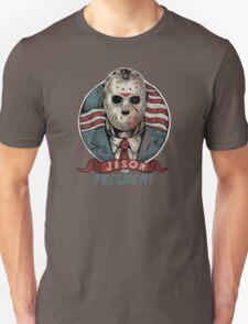 Jason For President Unisex T-Shirt