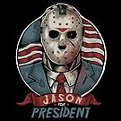 Jason For President by Harry Fitriansyah