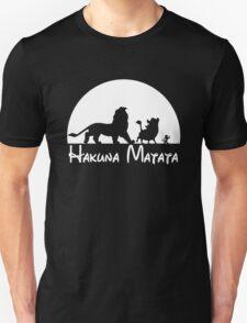 Lion King - Hakuna Matata Unisex T-Shirt