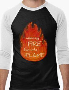 Consuming Fire Men's Baseball ¾ T-Shirt