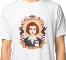 Dana Scully Classic T-Shirt