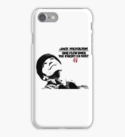One Flew Over The Cuckoo's Nest iPhone Case/Skin