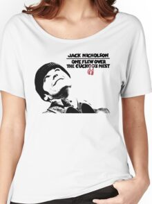 One Flew Over The Cuckoo's Nest Women's Relaxed Fit T-Shirt