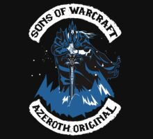 Sons of Warcraft - Azeroth Original Kids Tee