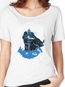 Sons of Warcraft - Azeroth Original Women's Relaxed Fit T-Shirt