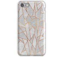 Shattered Concrete iPhone Case/Skin
