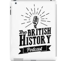 The British History Podcast Retro style iPad Case/Skin